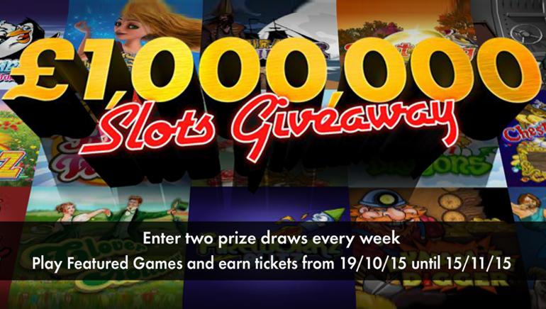 اربح مع كازينو bet365 من خلال المشاركة في مسابقة الجائزة الكبرى بقيمة 1.000.000 جنيه استرليني / 1.500.000 دولار