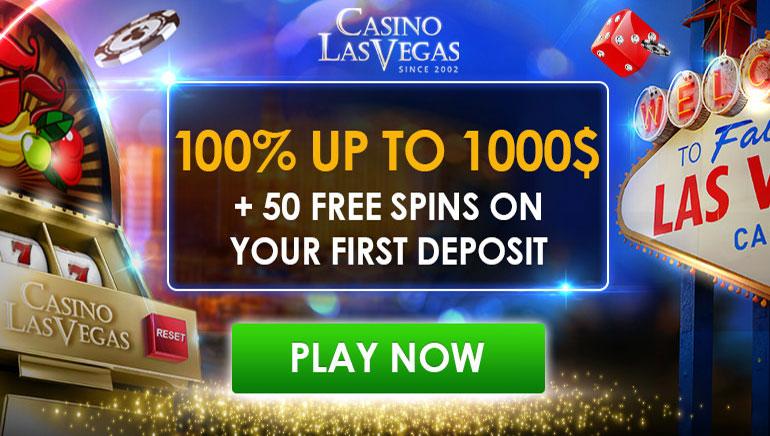 احصل الآن على مكافأة ترحيبية حصرية لعام 2019 من كازينو لاس فيجاس Casino Las Vegas