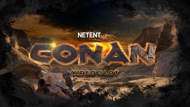 عائلة العاب سلوتس NetEnt ذات العلامة التجارية تضم كل من كونان Conan وأوزي أوزبورن Ozzy Osbourne