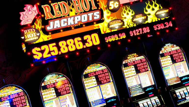 Slots مباشر مجاني