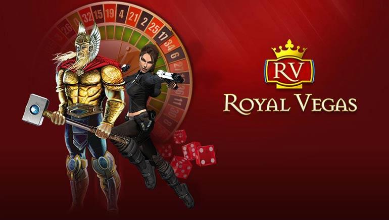 استمتع بمعاملة ملكية حقيقية يقدمها كازينو رويال فيجاس Royal Vegas