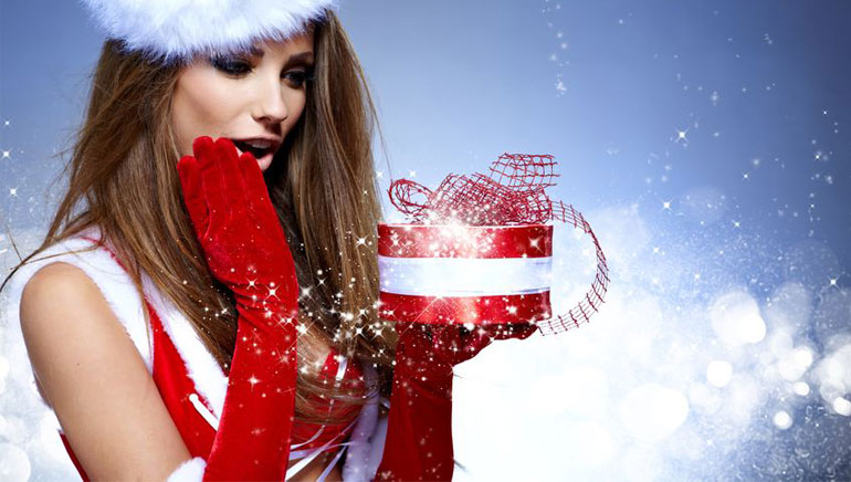 عروض الكازينو المباشر في ( الكريسماس Christmas ) لعام 2012